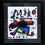 Personnage. Lithograph. Mourlot lithographe. 1800 €