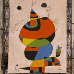 Femme, Oiseau, Etoile. Tapestry. 495 €